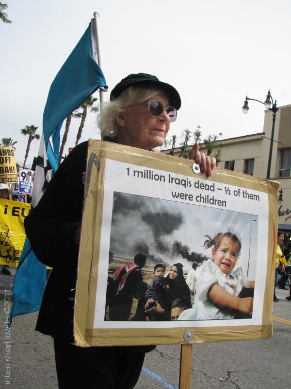 Protester Children's...