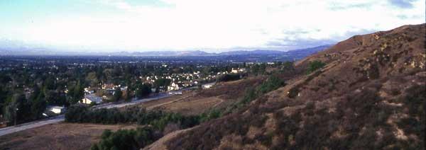 The San Fernando Val...