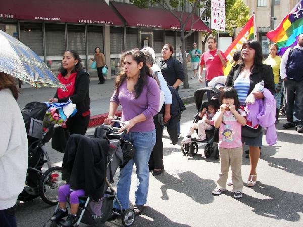 Immigrant moms...