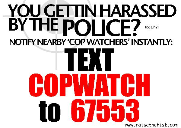 NATIONAL COP WATCHIN...