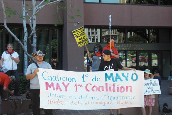May 1 Coalition...