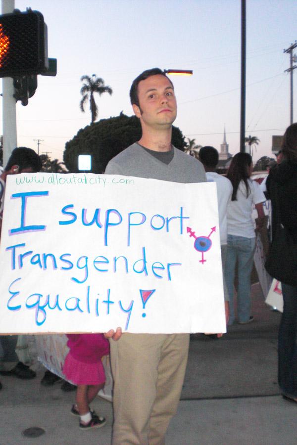 Transgender Equality...