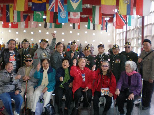 Filipino WW II Vets/...