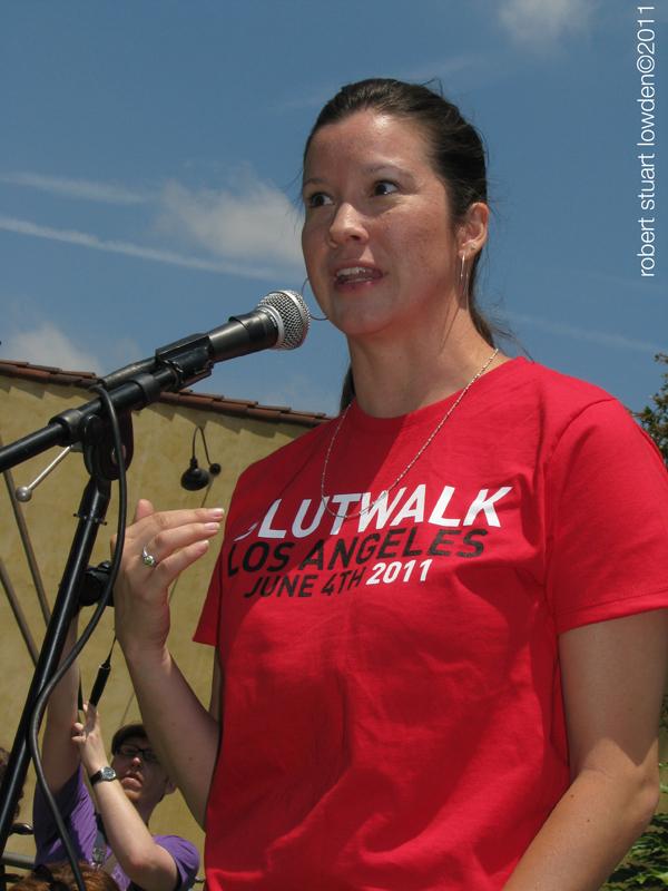 Slutwalk Activist Sa...