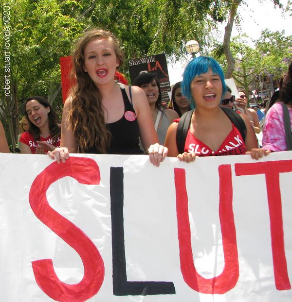 Sluts...