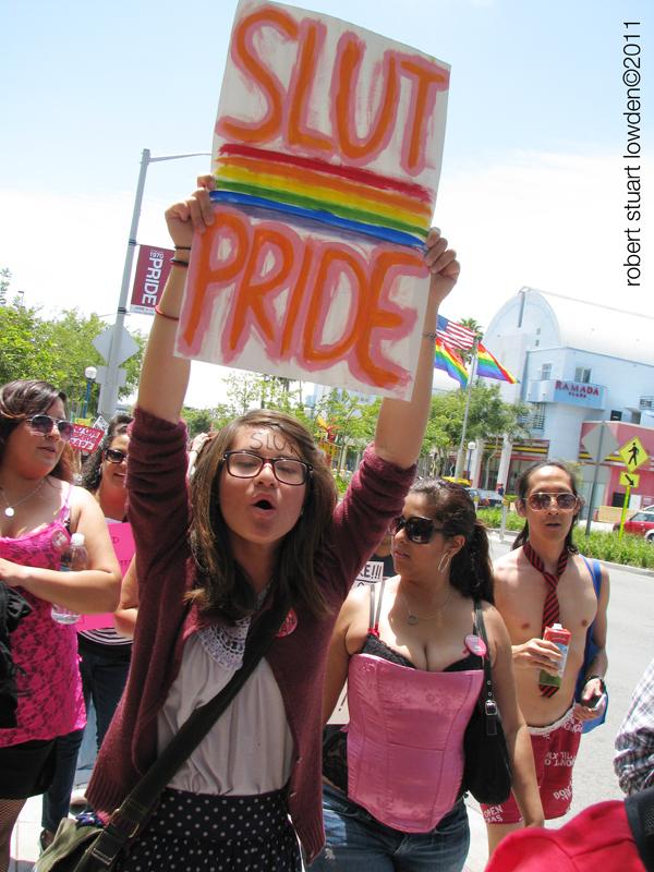 Slutwalk Activist...