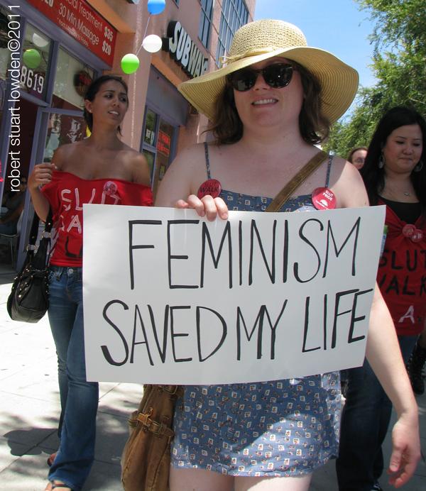 SlutWalk Activist F...