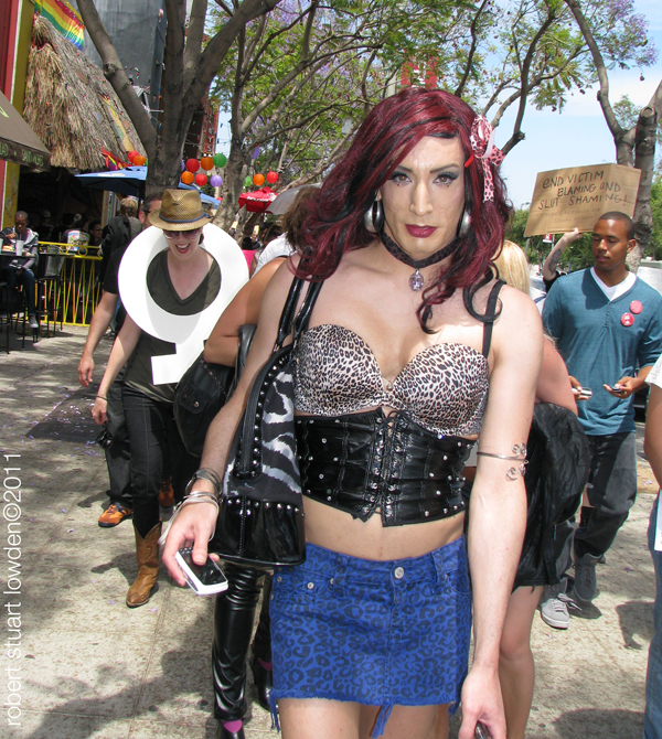 SlutWalk Trans-Acti...