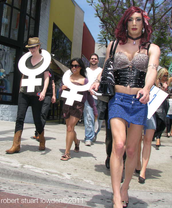 Slutwalk Activist Tr...