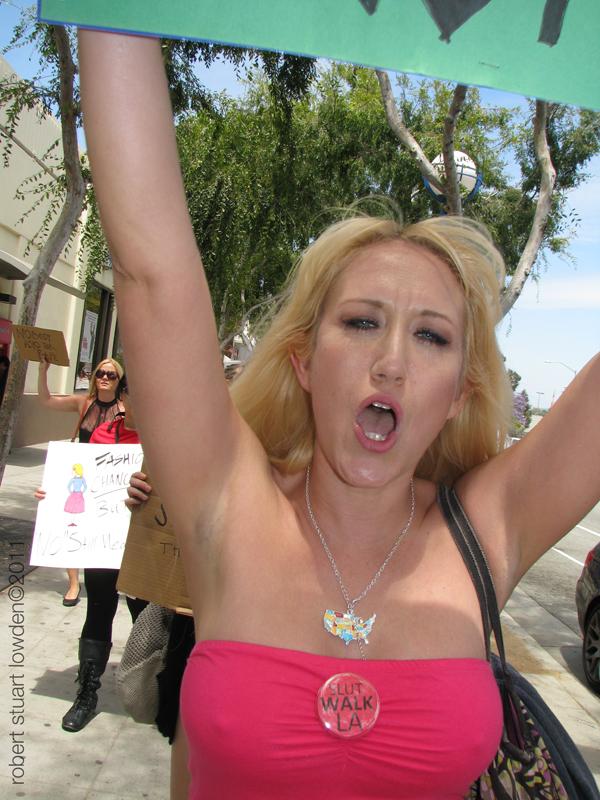 SlutWalk Activist /...
