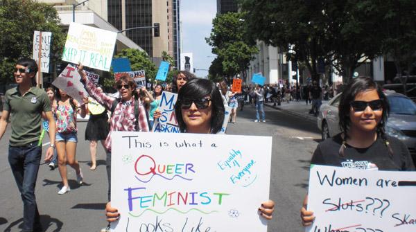 Queer Feminist...