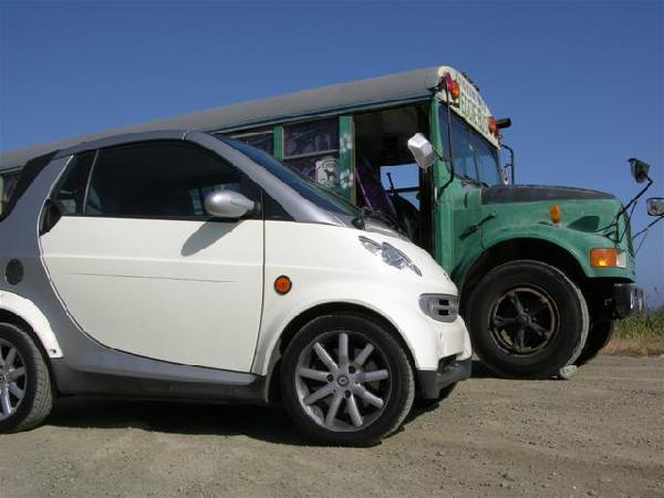 My Bio-diesel Bus an...