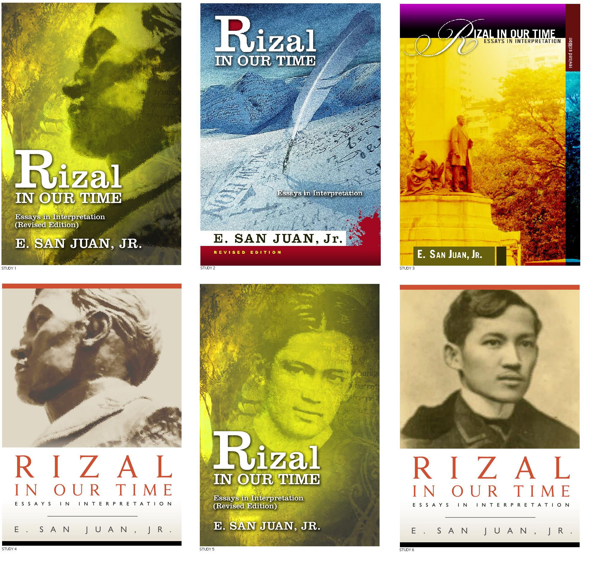 jose rizal re discovering the revolutionary The word named jose rizal, sent down by heaven to the land of filipinas, in order to spend his whole life, from childhood rizal and the revolution.