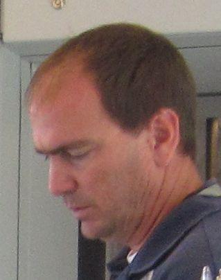 Head shot of TSA or ...
