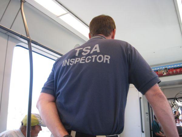 TSA and Homeland Sec...