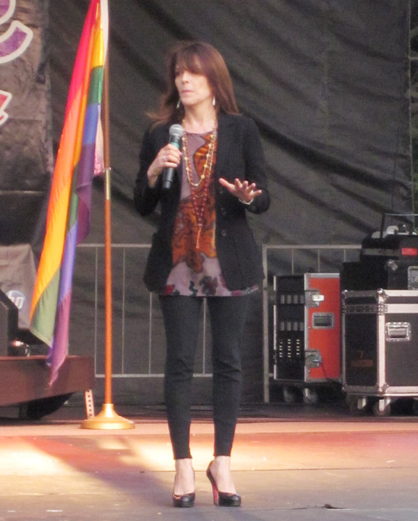 Marianne Williamson...