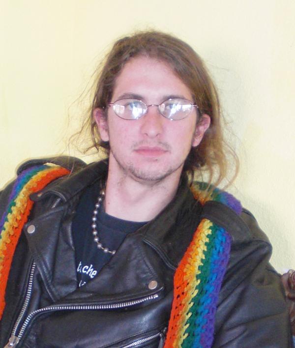 Parker Jaques: Bisex...