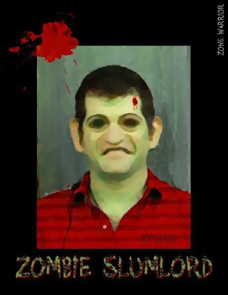 Zombie Slumlord Paul...