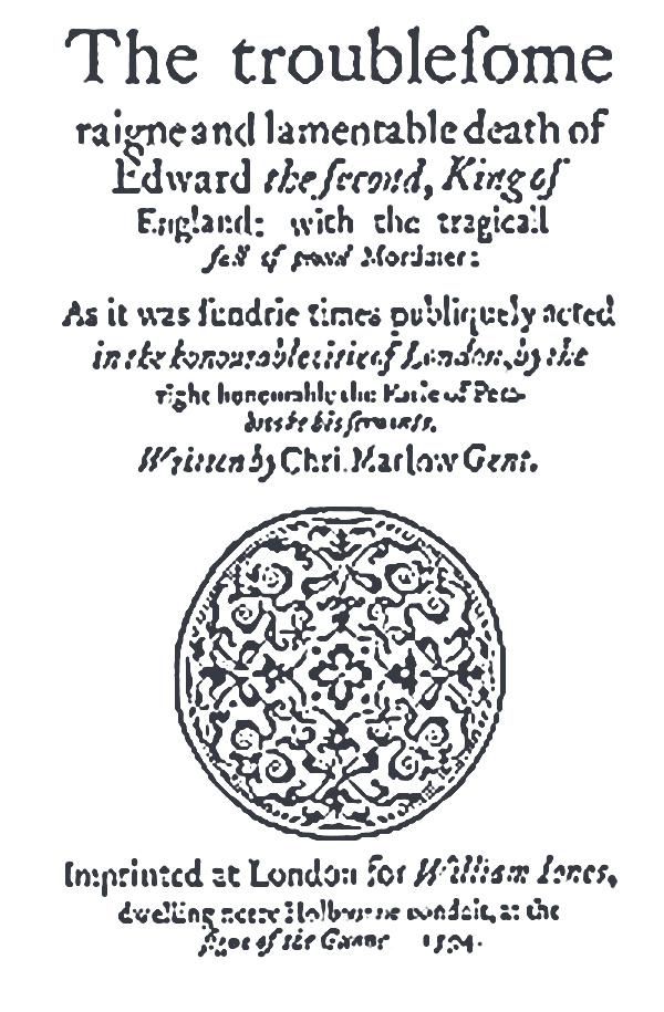 """""""Edward II&quot..."""