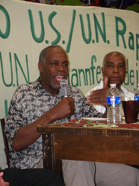 Danny Glover and Pie...