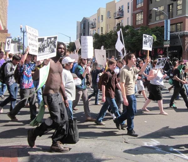 Occupy San Diego Dra...