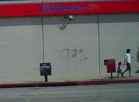 Bank of America Graf...