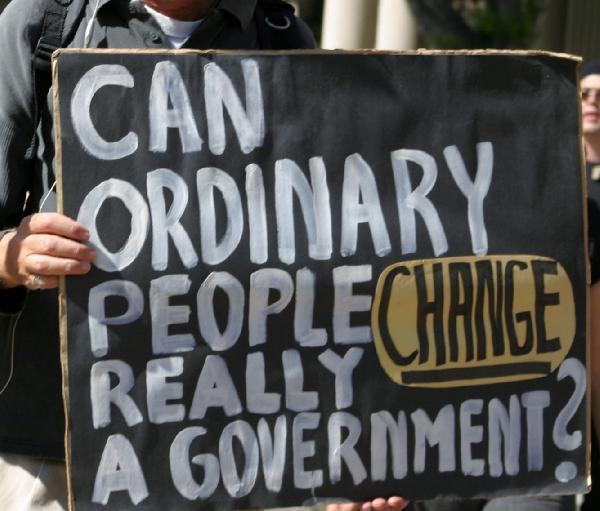 OccupyLA #1...