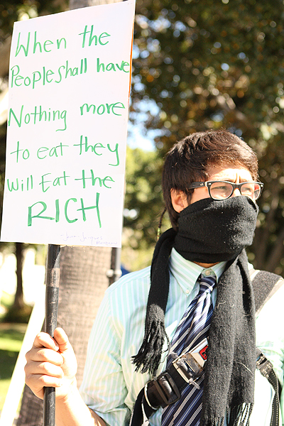 DAY 2 Occupy Wall St...