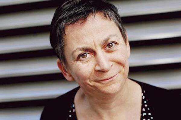 Novelist Anne Enrigh...