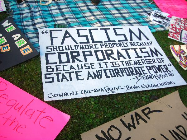 Fascism...