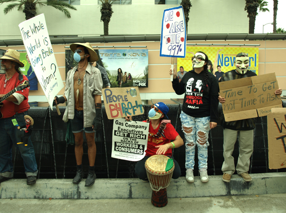 Occupy LA and Others...