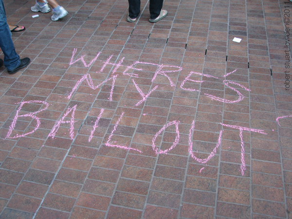 Where\'s My Bailout ...