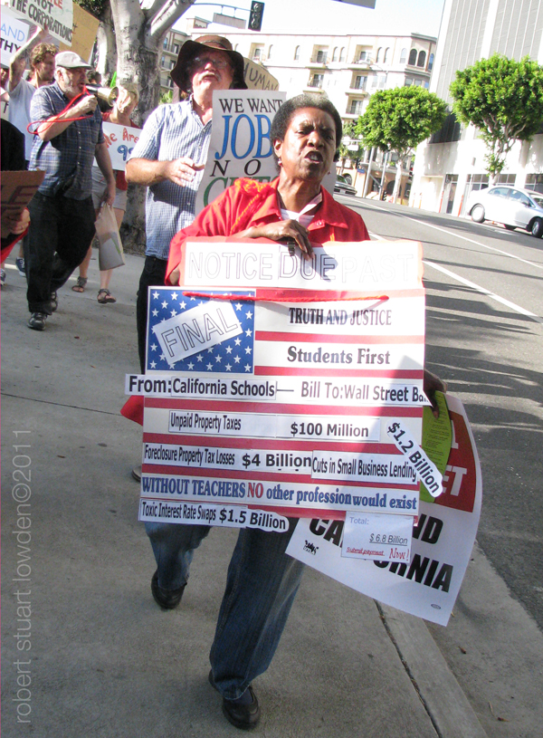 UTLA Teach-In Bank T...