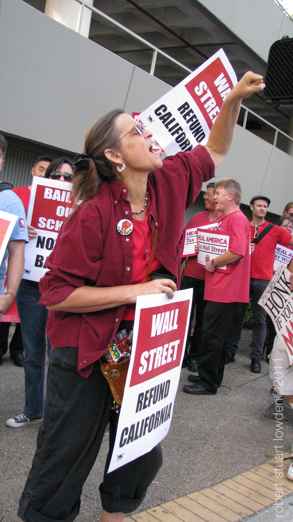 UTLA Teach In Bank P...