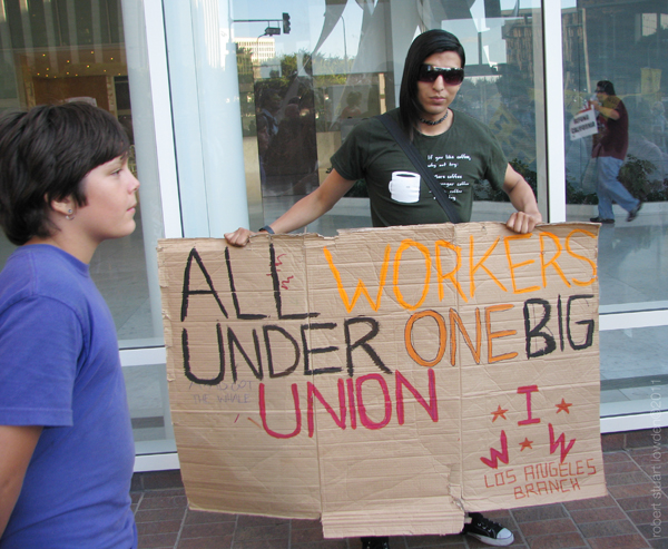 UTLA Teach In Bank S...