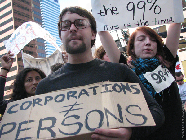 Corporations Are Not...