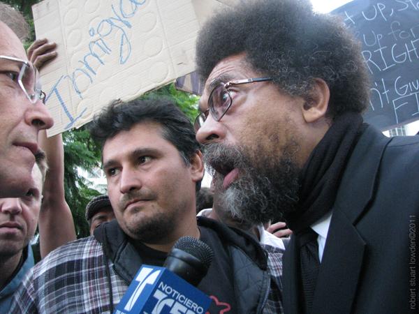 Occupy LA Organizer ...