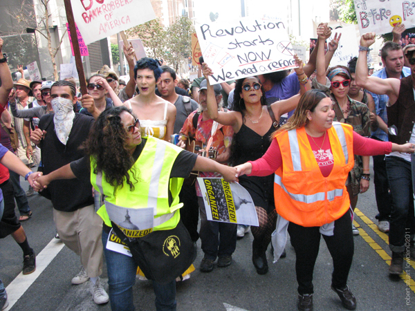 Occupy Los Angeles O...