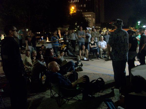 Update from Occupy R...