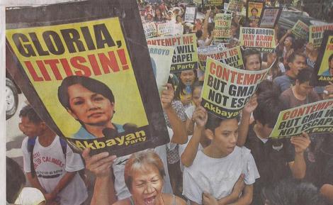 Former Philippine Pr...