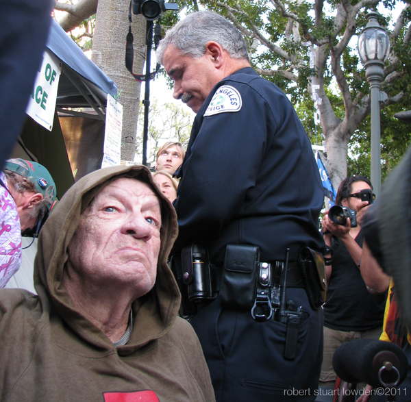Occupy Los Angeles M...