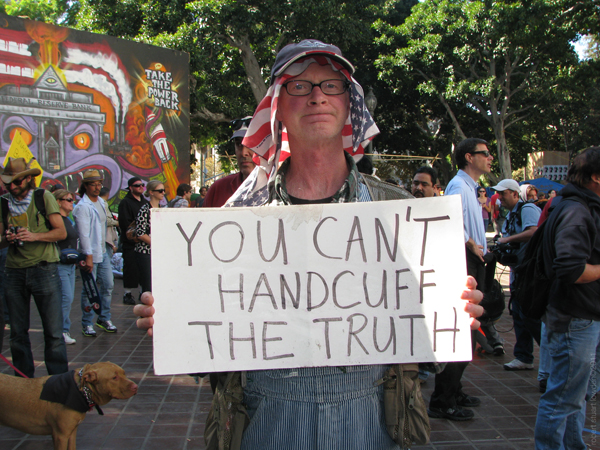 Occupy Los Angeles U...