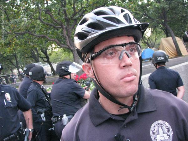 LAPD Riot Cop...