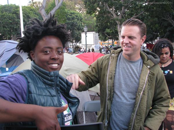 Occupy LA Organizers...