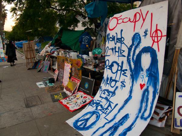 Occupy LA...