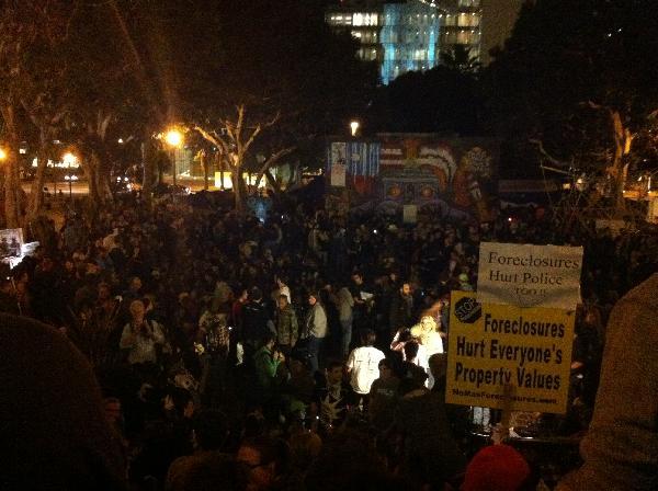 Occupy LA Holding Ge...