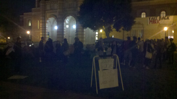 Occupy UCLA concerne...