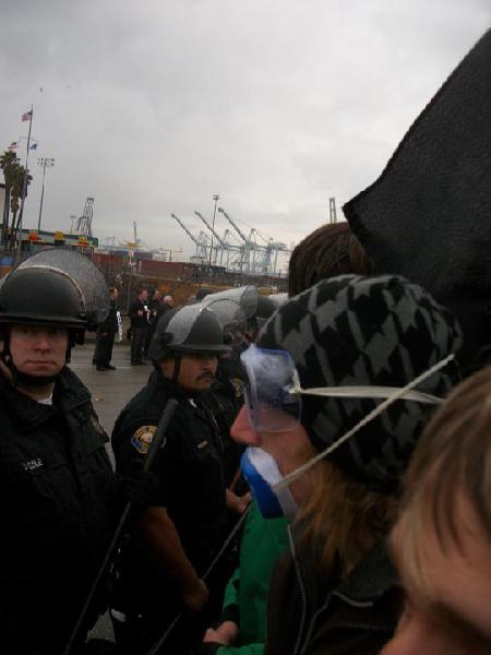 Occupy the Ports - A...