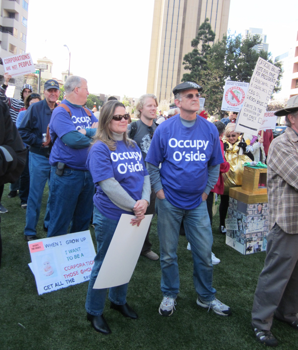Occupy Oceanside!...