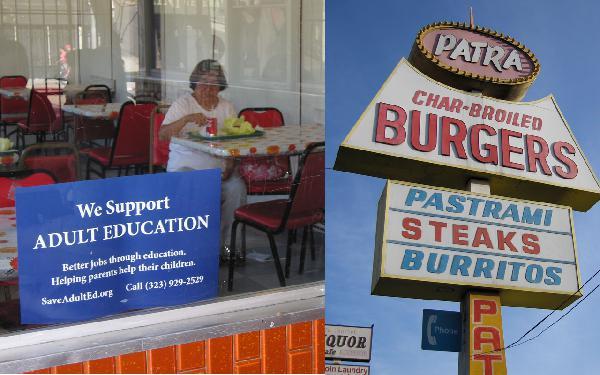 Patra Burgers suppor...